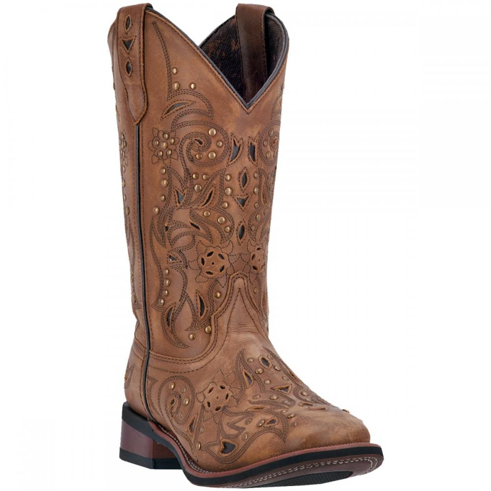 Janie Leather Boot